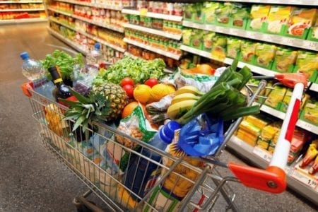 Weekend Grocery Shopping For Busy Moms