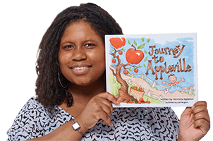 Journey to Appleville: Interview With Author Veronica Appleton