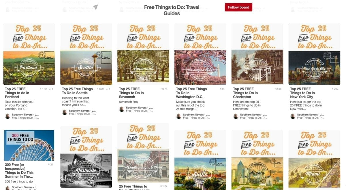 Couponers | Top 10  Extreme Couponers to Follow on Pinterest