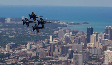 Chicago Air Water Show