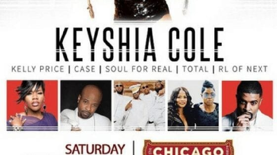 Love in the 90's Tour Featuring Keyshia Cole, Kelly Price, Case, and More