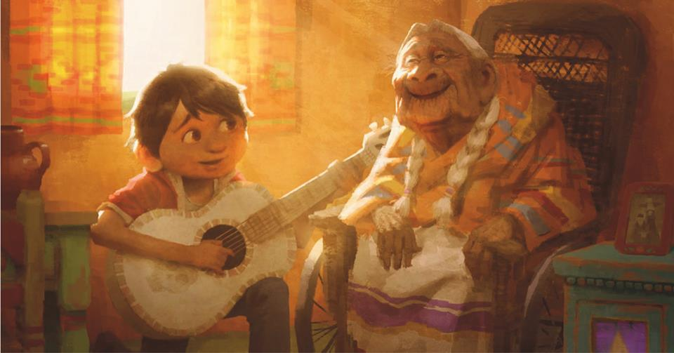 Coco is Now Available on Digital Download and Blu-Ray