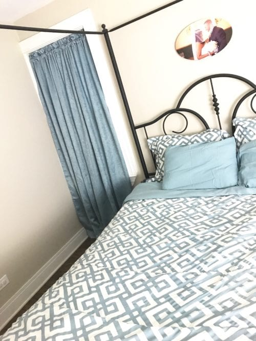 bedroom decor on a budget