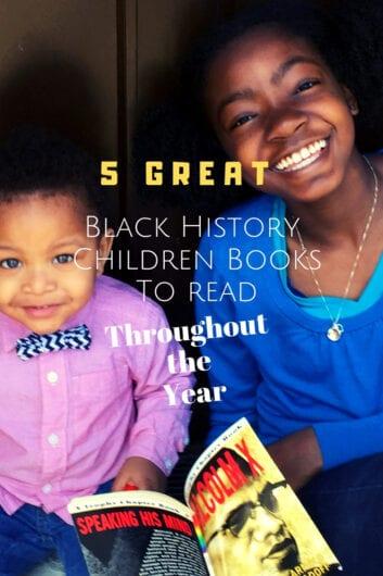 Pinterest black history books