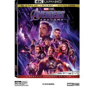 """""""AVENGERS: ENDGAME"""" RELEASES ON DIGITAL JULY 30 AND ON BLU RAY™ AUG. 13"""