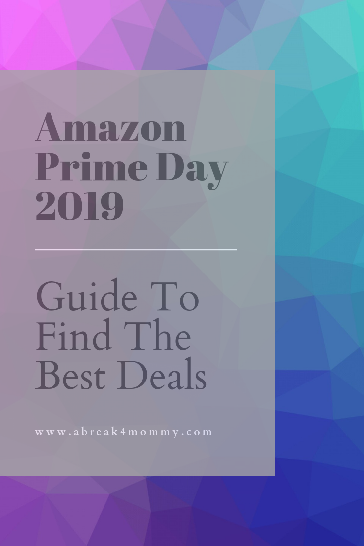 Amazon Prime Day 2019 Guide
