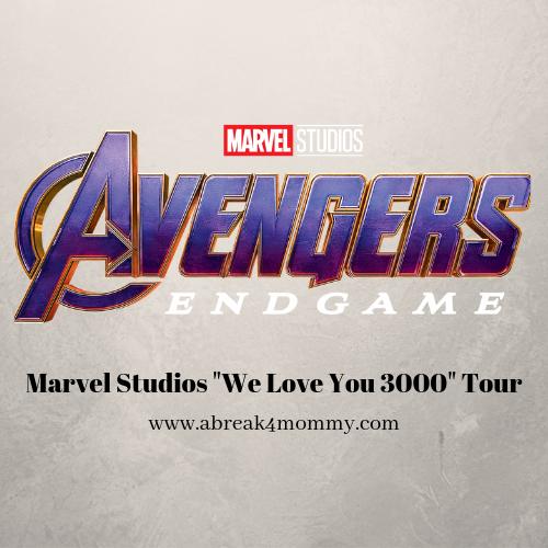 "Marvel Studios ""We Love You 3000"" Tour"