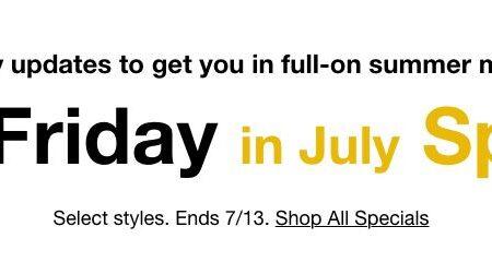 Macy's Black Friday Sale
