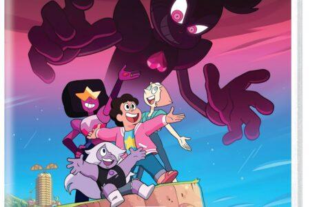 #CampWarnerBros - Week 2 - Activity - Steven Universe: The Movie + Recipe