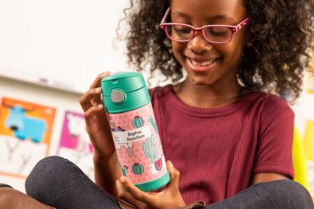 Get Organized For Back-to-School With Name Bubbles